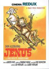 JENUS Redux  1 di Don Alemanno COVER ORTOLANI ed.Magic Press NUOVI SCONTO 20%