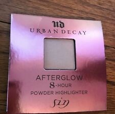 Urban Decay Afterglow 8-Hour Powder Highlighter In Sin Travel Size .08 Oz.