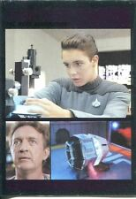Star Trek TNG The Complete Series 1 Parallel Foil Base Card #48