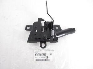 Genuine OEM Subaru 57310FE080 Hood Lock Latch Assembly 2006-2007 Impreza