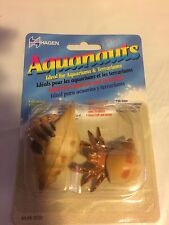 "HAGEN MINI SET OF 2 ORNAMENT 3"" & 2"" HERMIT CRAB DECOR. FREE SHIPPING TO THE USA"