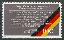 Germany 1990 MNH Mi 1470 Sc 1608 Charter of German Expellees **