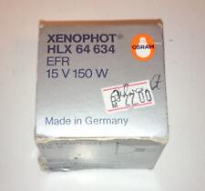 Lampada OSRAM proiettori XENOPHOT HLX 64634 ser 15v 150w
