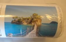 "WALL MURAL PHOTO WALLPAPER BRIDGE TO PARADISE 9'10"" x 7'10"""