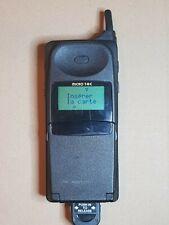 Motorola Micro TAC Noir Vintage