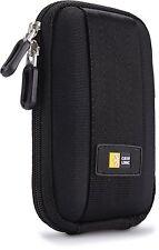 Case Logic QPB301K Camera Case Lightweight EVA Shell And Internal Pocket Black