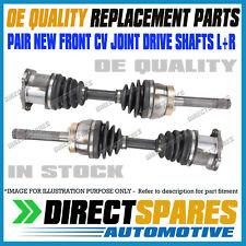 2 Left + Right 4WD CV Joint Navara D21 D22 Ute Axle Drive Shaft Nissan 4x4 92-97