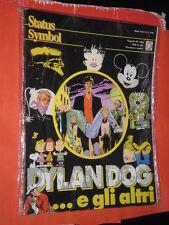 MAX PRESENTA CALENDARIO DI DYLAN DOG 1997-RARO FAHRENHEIT USATO
