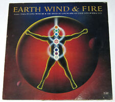 Philippines EARTH, WIND & FIRE Powerlight LP Record