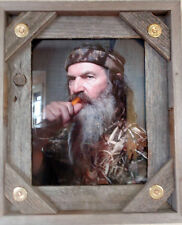 8x10 shotgun hunting rustic barnwood barn wood photo picture frame