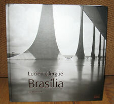 New SIGNED Lucien Clergue Brasília Brazil Capital Architecture Photographs HC
