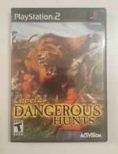 Ps2 Playstation 2 Cabelas Dangerous Hunts