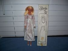 "Vintage Durham Charly Wedding Clone Doll 11 1/2"" w/ Rare Box"