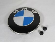 BMW GENUINE OEM EMBLEM 1 3 5 6 7 SERIES HOOD/TRUNK BADGE round logo sign symbol