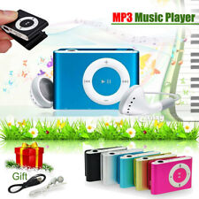 Mini USB Clip Sport MP3 Player Walkman Support Up To 64GB Micro SD Memory Card