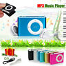 Mini USB Clip Sport MP3 Player Walkman Support Up To 64GB Micro SD Memory Card