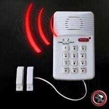 ALARMANLAGE Besuchermelder Türalarm Fensteralarm 110db Bewegungsmelder Tür Alarm