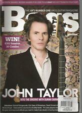 BASS GUITAR MAGAZINE, DECEMBER 2012, ISSUE 85 ~