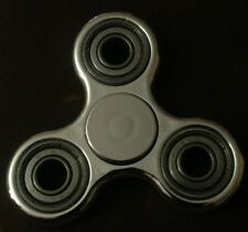 Fidget Spinner Chrome Color Hand Spinner Ships Fast In U.S.A.