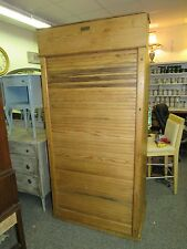 Antique Baker's bread cabinet by United Yeast Company Baker's outfitters Bristol