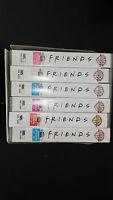 FRIENDS TEMPORADA 2 COMPLETA VHS COLECCIONISTA 6 CINTAS VHS UNICA EN TODO EBAY