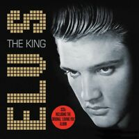 Elvis - The King - The Best Of 2CD NEW/SEALED