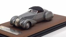 "Bentley 4¼ Litre Roadster Chalmers & Gathings ""Grey"" closed (GLM 1:43/ 43205302)"