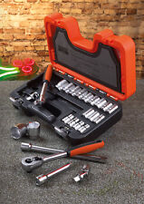 Bahco 24 Piece 1/2in Dynamic Drive™ Metric Socket Set S240