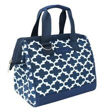 Sachi Insulated Style 34 Lunch Bag - Moroccan Navy