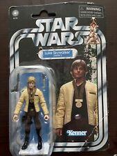 Star Wars E4 Vintage Luke Skywalker Yavin 3.75 inch Action Figure