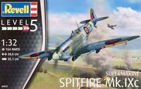 Revell Supermarine Spitfire Mk.IXc 1:32 scale aircraft model kit 3927