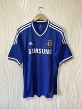 CHELSEA LONDON 2012 2013 HOME FOOTBALL SHIRT SOCCER JERSEY ADIDAS z27633