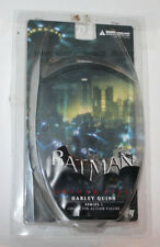 DC Direct Batman Arkham City Series 1 Harley Quinn Prototype Package