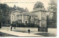 CP 93 Seine-Saint-Denis - Montfermeil-Franceville -Villa Bon Abri (Av Bellevue)