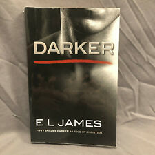 Darker: Fifty Shades Darker As Told by Christian by E L James Book 50