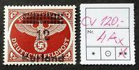 DR Deutsches Reich/German Empire: Kurland Feldpost Mi № 4 Ax (MNH) 1945 CV 120 €