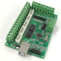 MACH3 CNC Breakout Board USB 100KHz 5-Axis Interface Driver Motion Control sz898