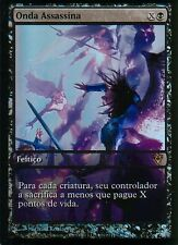 Onda Assassina FOIL / Killing Wave | NM | Game Day Promo | POR | Magic MTG