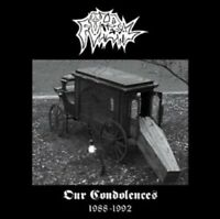 OLD FUNERAL - OUR CONDOLENCES 1988-1992  (2 CD) HARD & HEAVY / METAL  NEU