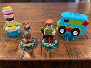 LEGO Dimensions SCOOBY-DOO!: Shaggy OR Scooby-Doo OR Snack OR Mystery Machine