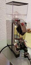 Eureka | Mignon MCI Espressomühle mit Timer | Kaffeemühle | Chrom