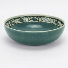 "SEG Saturday Evening Girls Paul Revere Pottery 8.5"" lotus bowl arts & crafts"