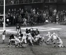 RARE BALTIMORE COLTS KICK FIELD GOAL TO SEND GAME TO OT 1958 CHAMPIONSHIP 8x10