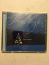 "NEW/SEALED CD - JAMES TAYLOR - ""A CHRISTMAS ALBUM"""