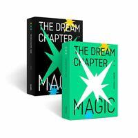 TXT THE DREAM  CHAPTER : MAGIC 1st Album CD+Photobook+Photocard+Etc+Tracking Num