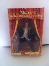 "6 1/2"" Lance Bass Marrionette Action Figure - 'NSync On Tour Collector's Edition"
