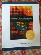 Gamble, Thompson, Peteraf: Essential of Strategic Management, 3rd edition