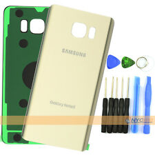 OEM Battery Cover Glass Housing Back Door For Samsung Galaxy Note 5 N920 Tool US