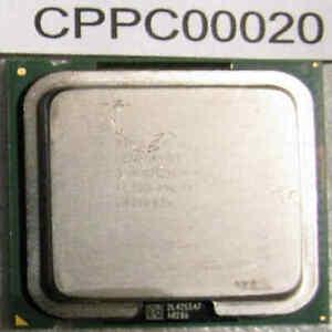 SL7J8 Intel Pentium 4, 3.4GHz socket 478
