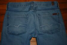 Men's Seven 7 for All Mankind Slimmy Light Faded Denim Jeans (30)